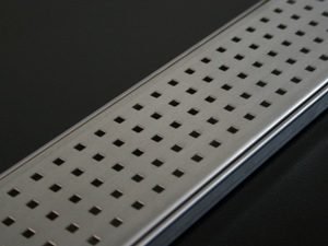 Geo Top shower Grates