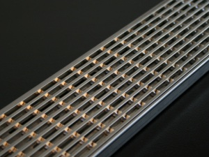 Wedge Wire shower Grates